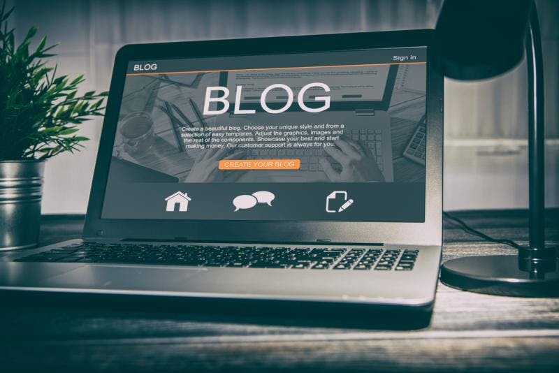 Infografik: So sehen erfolgreiche Blogartikel aus