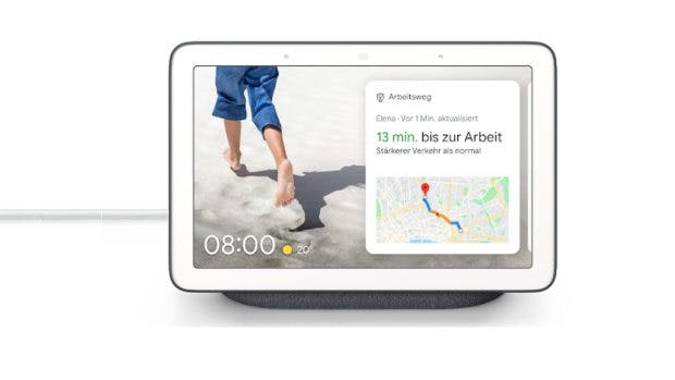 Aus Google Home Hub wird Nest Hub. (Bild: Google)