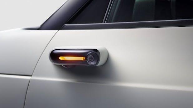 Honda E: E-Auto kommt mit Seitenspiegeln im Innenraum