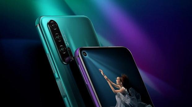 Honor 20 Pro: Huawei-Tochter stellt Smartphone mit Superkamera vor