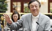 Huawei-Gründer: Wenn China gegen Apple vorgeht, bin ich der Erste, der protestiert