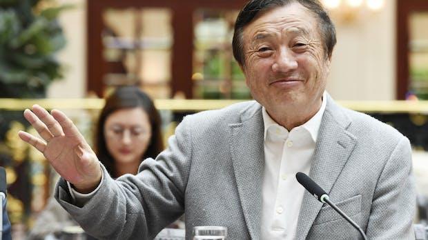 Huawei soll 75 Milliarden US-Dollar aus Chinas Staatskasse erhalten haben