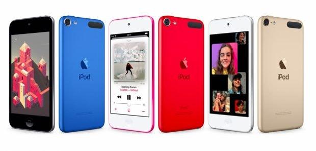 Der Apple iPod touch 2019 ist offiziell. (Bild: Apple)
