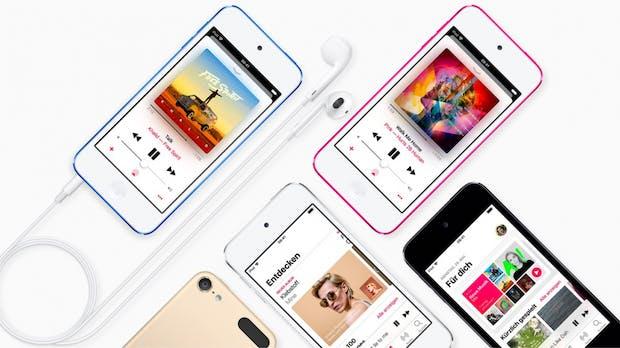 Vier Jahre nach dem letzten Modell: Apple kündigt neuen iPod touch an