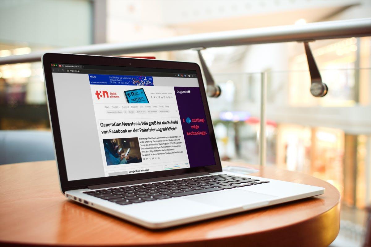 Microsoft: Neuer Edge-Browser für den Mac ist da