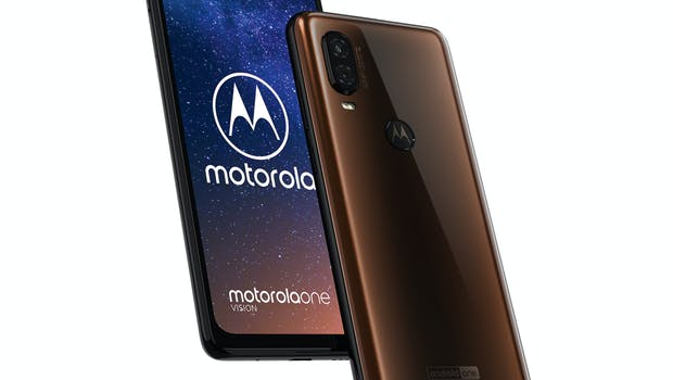 Motorola One Vision. (Bild: Motorola)