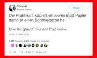 Praktikanten: 7 Tweets, die zeigen, dass sie die witzigsten Kollegen sind