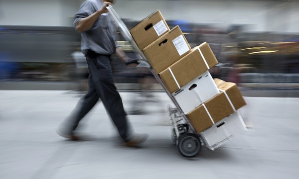 Weihnachtsgeschäft: Die Angst der Händler vor der Logistik