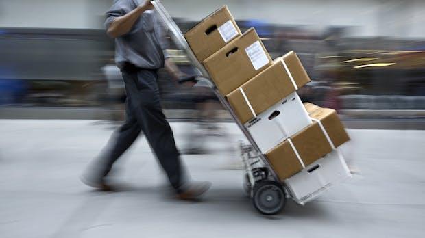 Onlinehandel: Darum schicken Amazon und Co Waren in zu großen Verpackungen