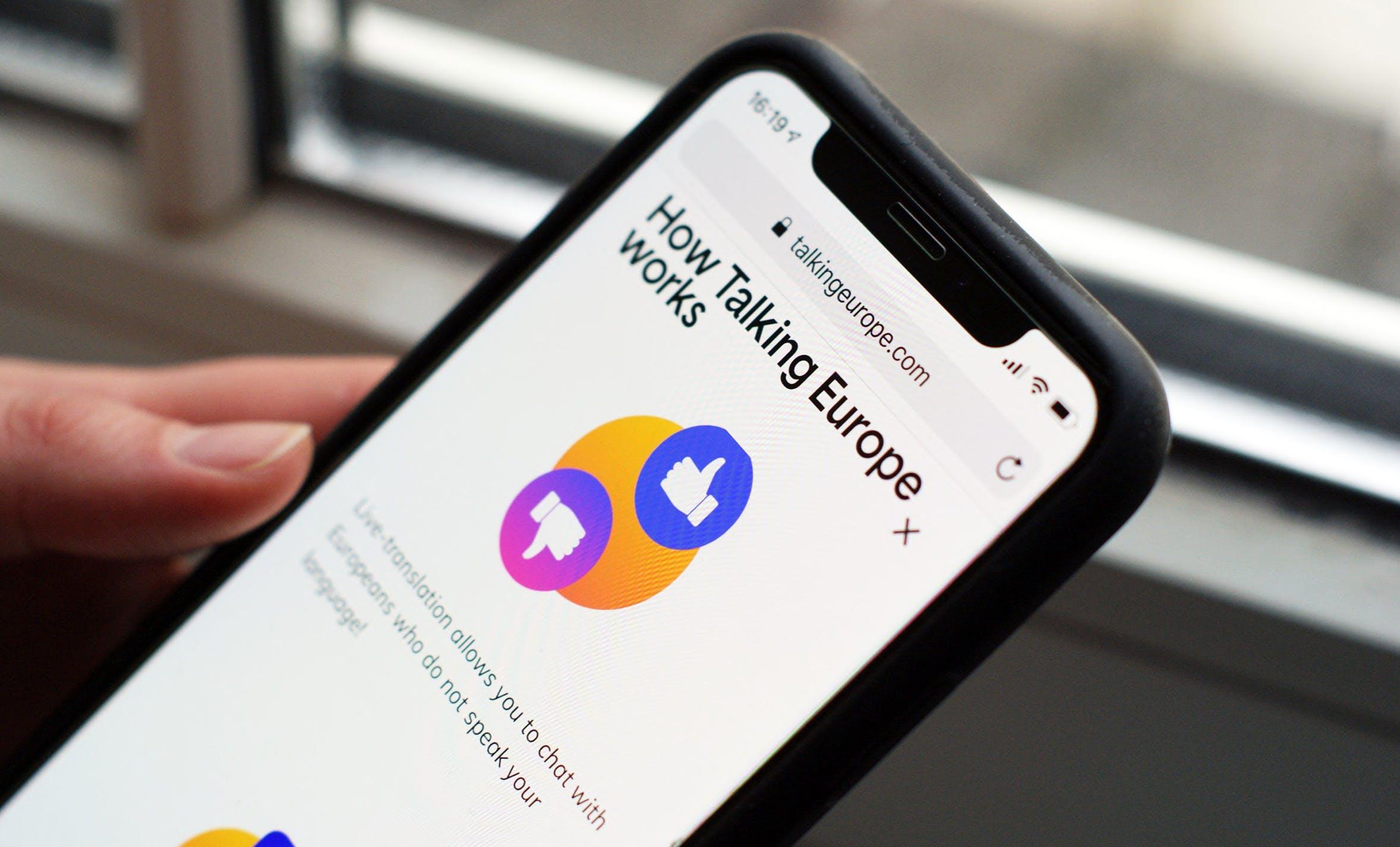 Europawahl: Diese Chat-App vernetzt dich mit Meinungsgegnern