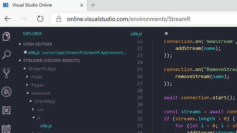 Microsoft – Webversion von Visual Studio kommt