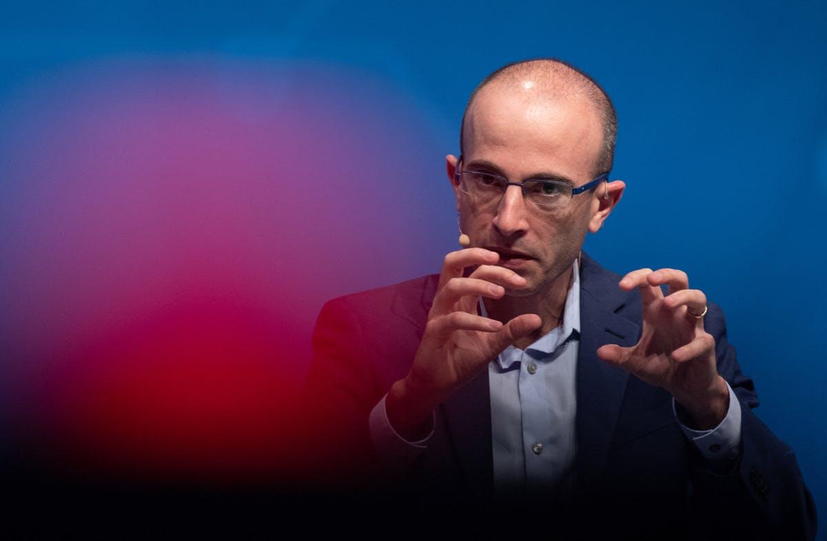 """Bestseller-Autor Harari meint: """"Algorithmen werden uns besser kennen als wir selbst"""""""