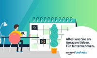 Amazon Business: Geschäftsaccount eröffnen und 20 Prozent Rabatt sichern