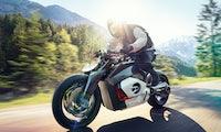 Elektromotorrad von BMW: Vision DC Roadster vorgestellt