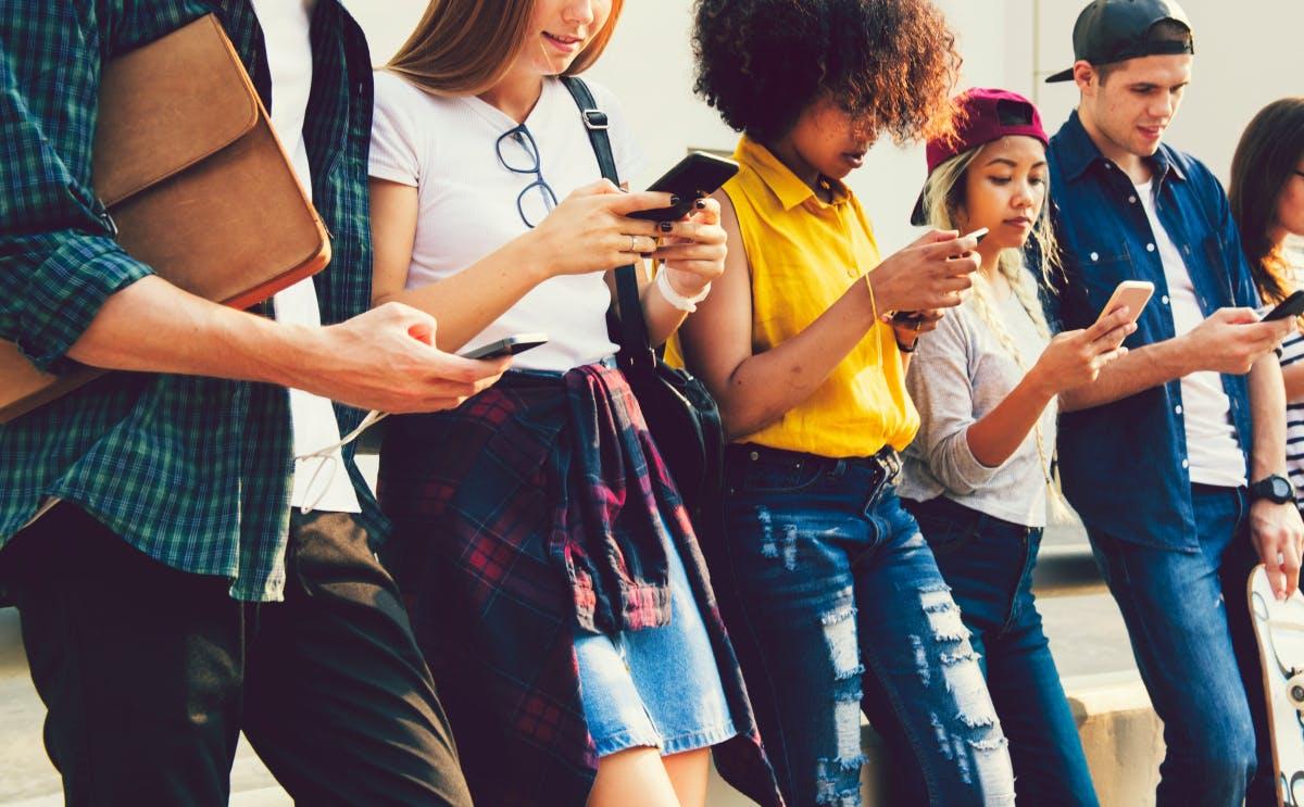 Generation Z: Wer sie wirklich ist. Und wie sie tickt.