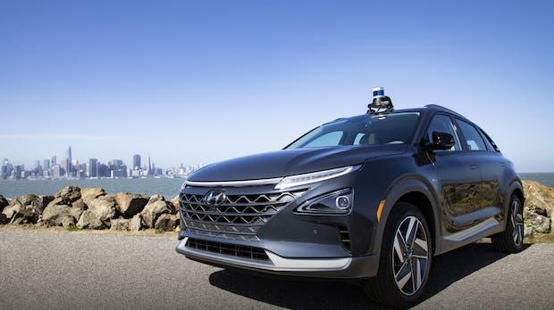 Autonomes Fahren: Hyundai investiert in US-Startup Aurora