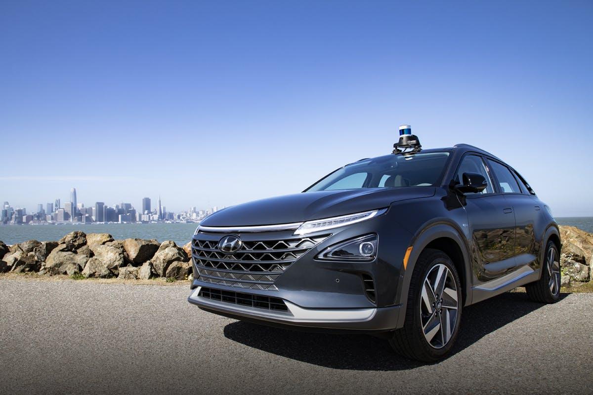 Pläne für selbstfahrende Autos: Hyundai investiert in US-Startup Aurora