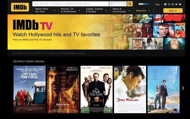 IMDb TV: Amazon-Tocher ermöglicht Gratis-Streaming