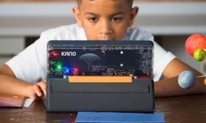 Kano und Microsoft entwickeln Bastel-Laptop fürs Klassenzimmer
