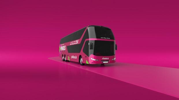 Nach Blablabus: Auch Pinkbus will Flixbus Konkurrenz machen