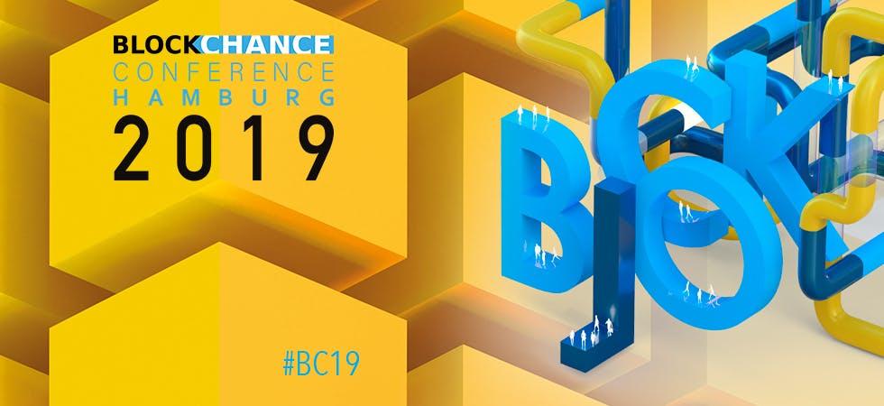 Im August zurück in Hamburg: Die BLOCKCHANCE Conference 2019
