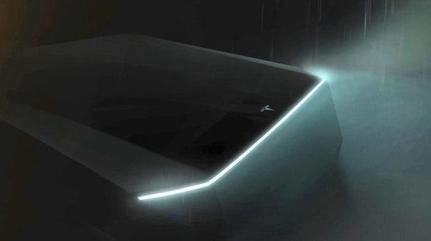Elon Musk: Teslas Pickup-Truck soll höchstens 50.000 Dollar kosten