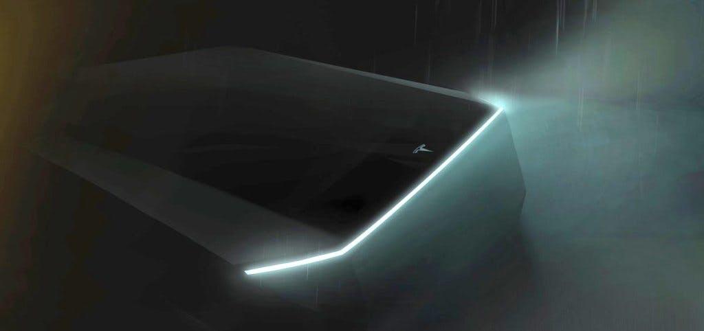 Pickup-Truck im Blade-Runner-Style: Designer zeigt Konzept