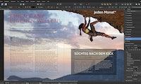 Affinity Publisher: Der Indesign-Herausforderer von Serif ist fertig