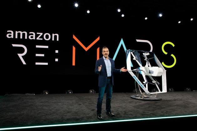 Amazon will in einigen Monaten Pakete per Drohne liefern