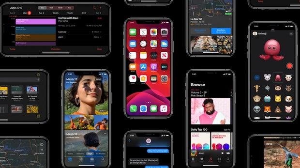 iOS 13 und iPadOS: Auf diese Features können wir uns freuen