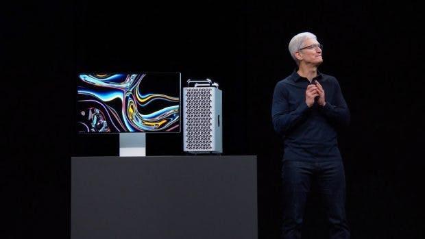 (ScreensApple Mac Pro 2019. (Screenshot: t3n; Apple)hot: t3n; Apple)