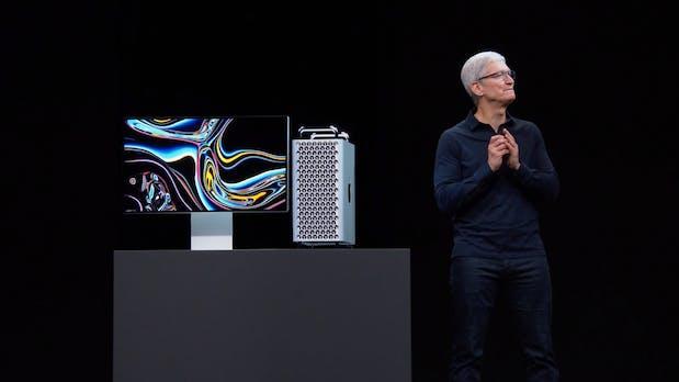 Apple stellt neuen Mac Pro mit irrer Ausstattung vor