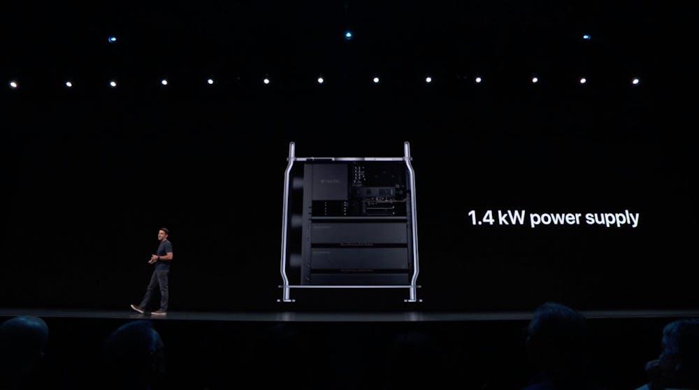 Apple Mac Pro 2019. (Screenshot: t3n; Apple)