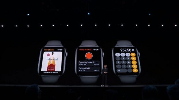 Neue Apps für die Apple Watch mit watchOS 6