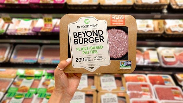 Beyond Meat: Fleischersatz-Hersteller erstmals mit Quartalsgewinn