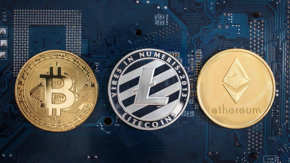 Diese Kryptowährungen legen derzeit deutlich stärker zu als der Bitcoin
