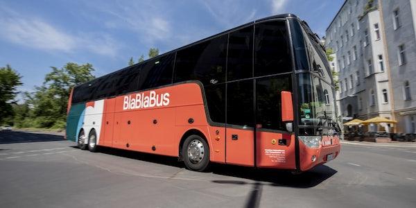 Flixbus bekommt Konkurrenz: Blablabus wirbt mit 99-Cent-Tickets