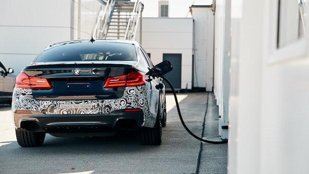 BMW Power BEV. (Foto: BMW)