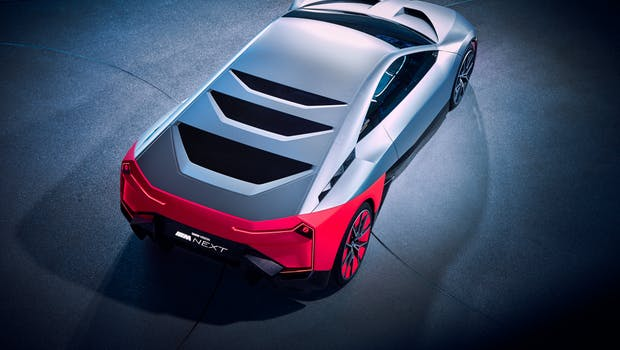 BMW Vision M Next. (Foto: BMW)