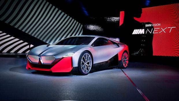 BMW schraubt seine Elektro-Autoziele hoch