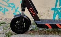 Circ: E-Scooter-Dienst führt Paketpreise ein