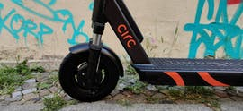 Circ E-Scooter. (Foto: t3n)