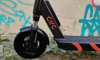 "Sharing-Anbieter Circ verkauft E-Tretroller ""Circ Urban"""