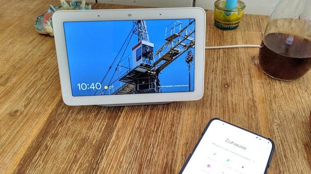 Smart-Displays von Google und Lenovo mit Google Assistant im Test: Viel Potenzial verschenkt