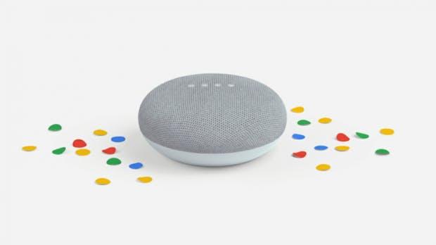 Google verschenkt Home Mini an Google-One-Kunden