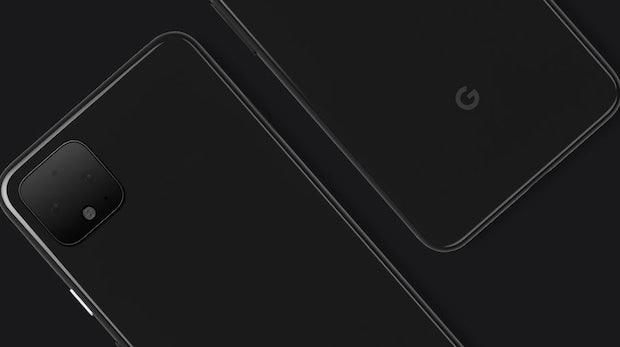 Pixel 4: Google zeigt sein kommendes Topsmartphone mit Dual-Kamera