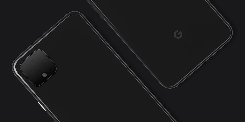 Google Pixel 4 Teaser. (Bild: Google)