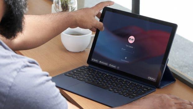 Das Pixel Slate ist Googles letztes Tablet. (Bild: Google)