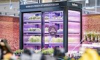 Infarm: Investoren stecken 170 Mio. Dollar in das Berliner Hightech-Gewächshaus-Startup