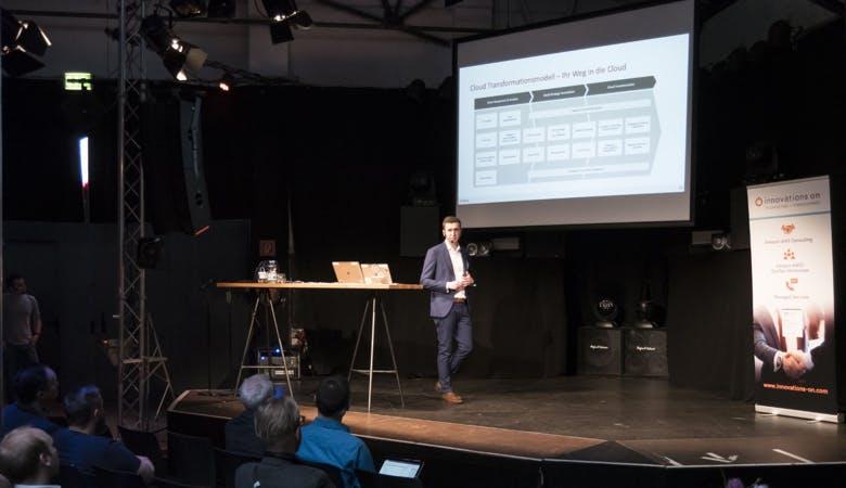 Digitale Transformation leben: Geschäftsführer Tom Simon von Innovations ON